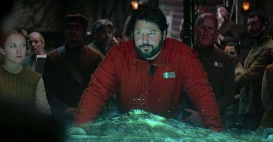 Star Wars Rise of Skywalker J. J. Abrams Snap Wexley Greg Grunberg