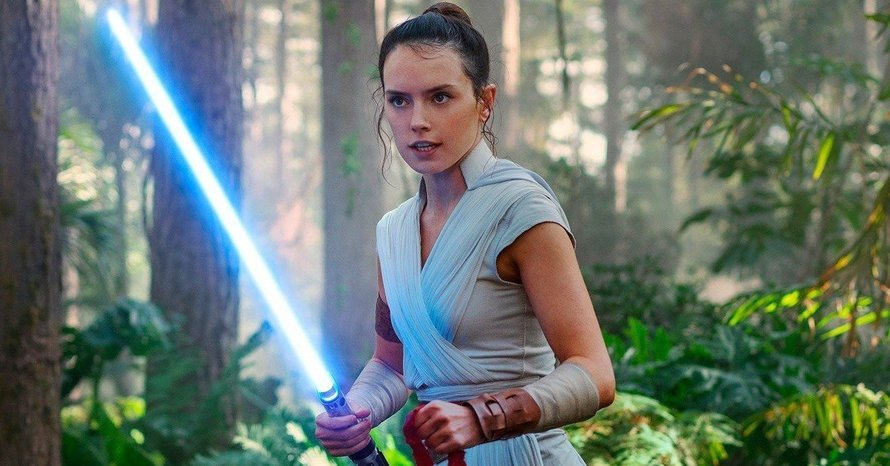 Storm Trooper Star Wars The Rise of Skywalker Rey Daisy Ridley The Force Awakens Disney Marcia Lucas