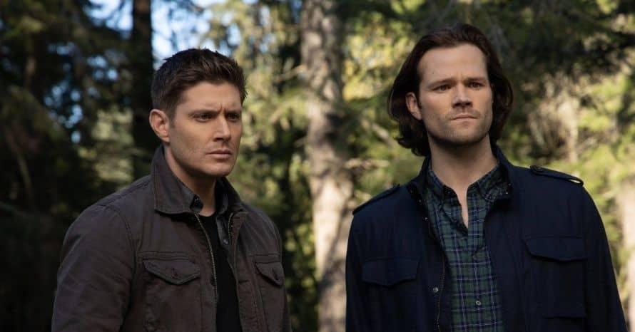 Supernatural Coronavirus CW Jensen Ackles Jared Padalecki