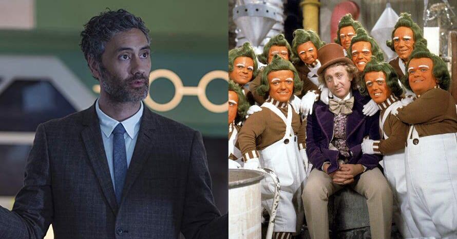 Taika Waititi Charlie and the Chocolate Factory Netflix