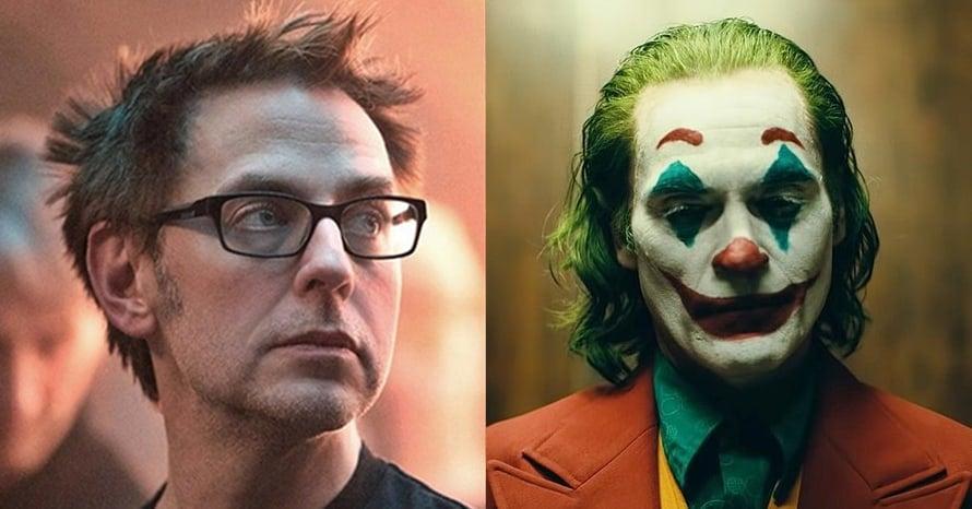The Suicide Squad James Gunn Joker