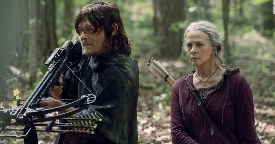 The Walking Dead AMC Coronavirus