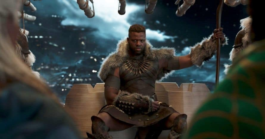 Winston Duke Black Panther