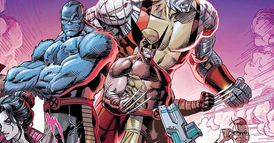 X-Force Marvel X-Men