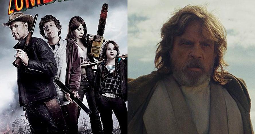 Zombieland Star Wars Mark Hamill