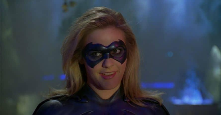 Alicia Silverstone Batman And Robin Batgirl