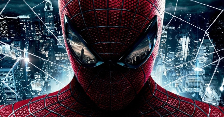 Andrew Garfield The Amazing Spider-Man No Way Home