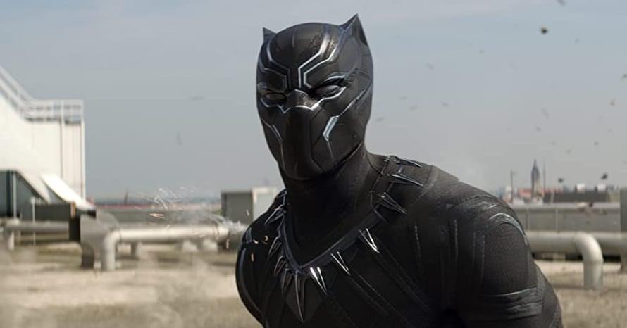 Black Panther Captain America Civil War Chadwick Boseman Avengers
