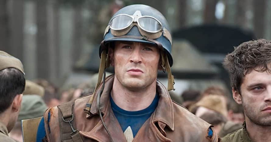 Captain America First Avengers Chris Evans MCU Kevin Feige