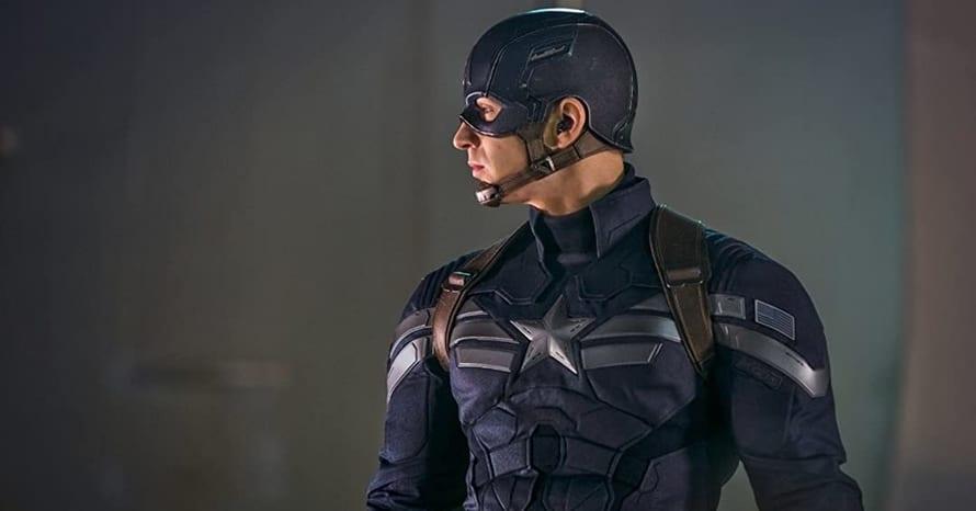 Captain America The Winter Soldier Chris Evans Avengers