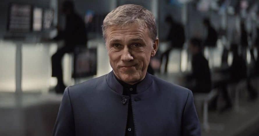 Christoph Waltz No Time To Die James Bond