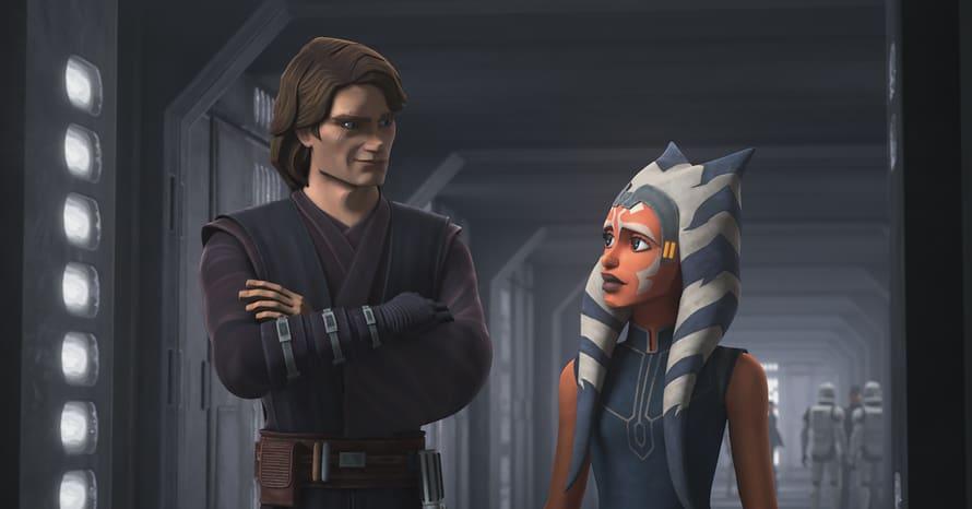 Dave Filoni Star Wars The Clone Wars Anakin Ahsoka