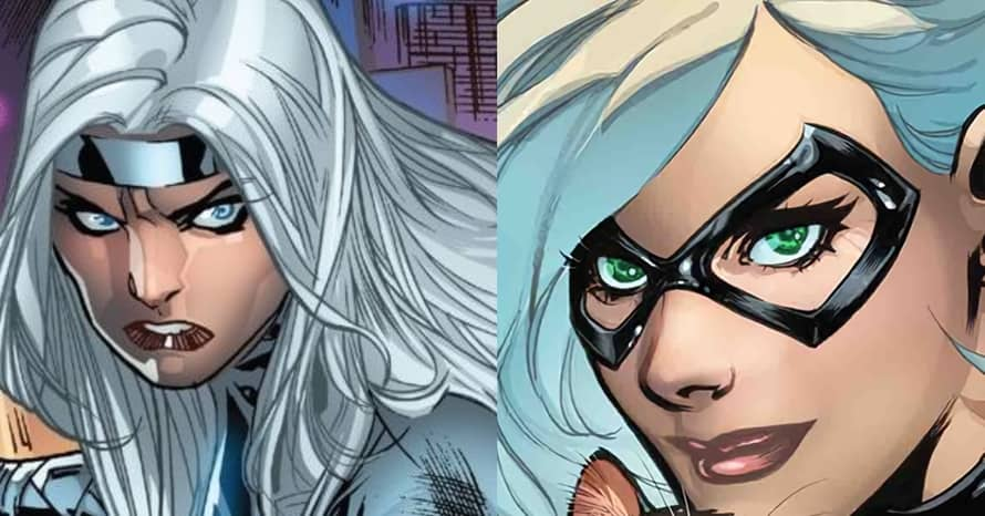 Gina Prince-Bythewood Silver & Black Silver Sable Black Cat Disney Plus Spider-Man Sony Silver and Black The Old Guard