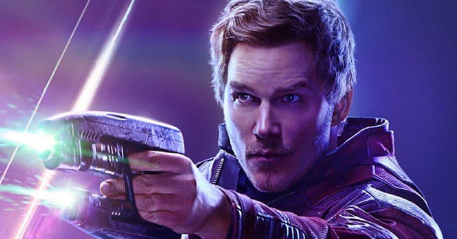 James Gunn Star-Lord Avengers Endgame