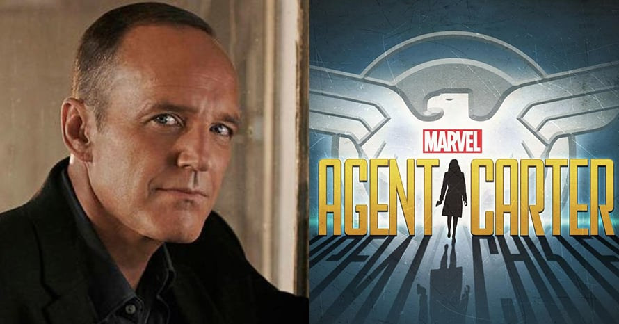 Marvel's Agents of SHIELD Agent Carter