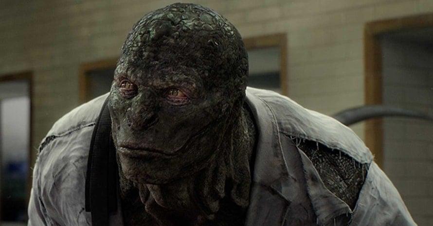 Michael Fassbender The Amazing Spider-Man The Lizard Spider-Man: No Way Home Rhys Ifans
