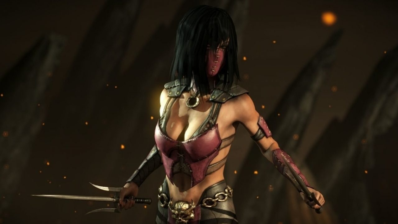 Mileena Concept Art From Mortal Kombat Film Pitch Revealed