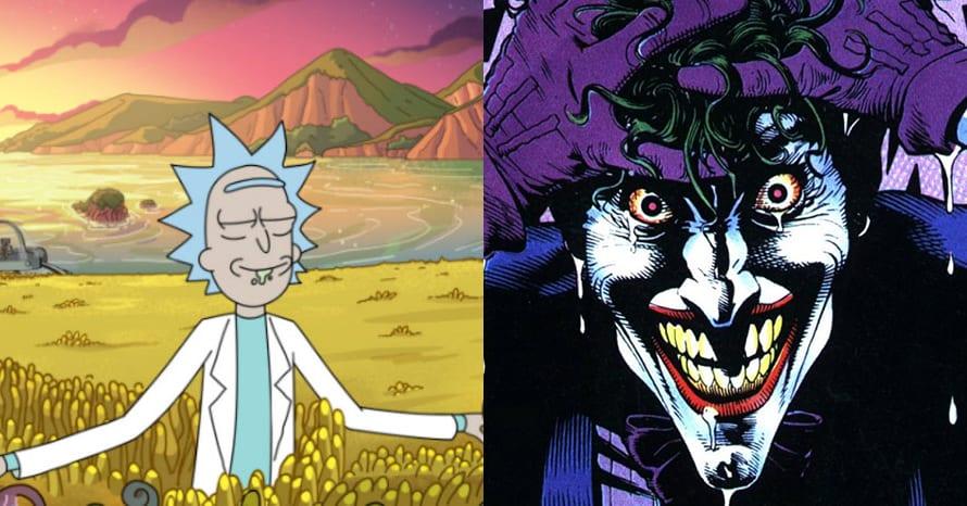 Rick and Morty Joker