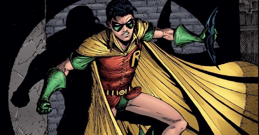 Robin The Batman Robert Pattinson