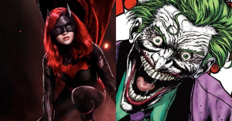 Ruby Rose Batwoman Joker