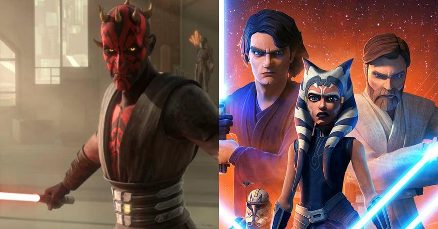 Sam Witwer George Lucas Star Wars The Clone Wars