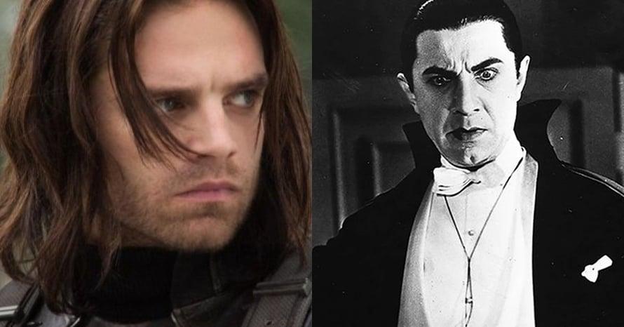 Sebastian Stan Dracula Avengers Blumhouse