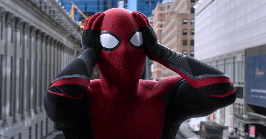 Spider-Man: No Way Home Marvel Tom Holland Sony Kevin Feige Spidey Peter Parker