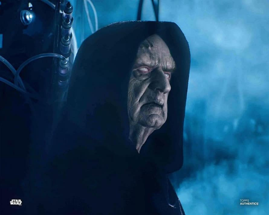 Star Wars Palpatine The Rise of Skywalker
