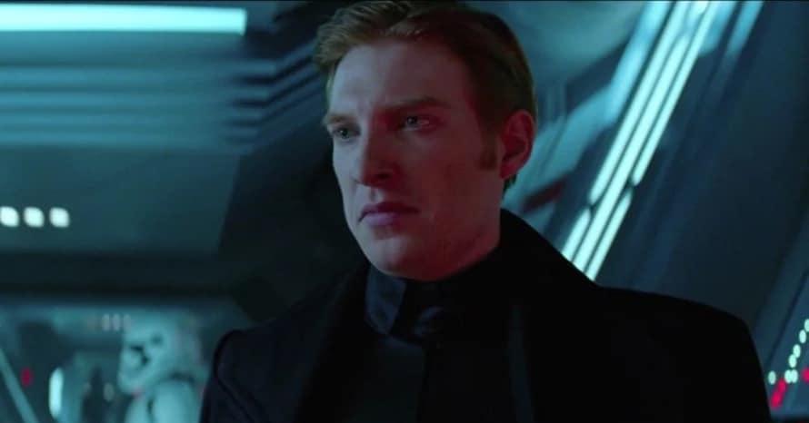 Star Wars The Rise Of Skywalker General Hux Domhnall Gleeson