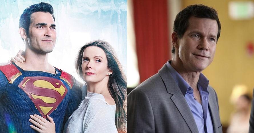 Superman and Lois Dylan Walsh General Sam Lane
