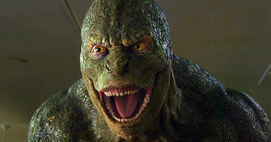 The Amazing Spider-Man The Lizard