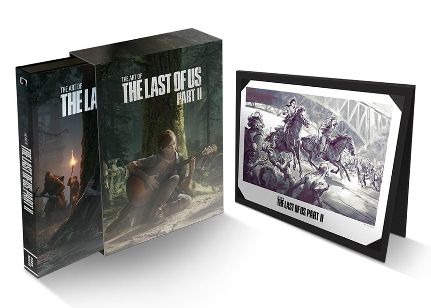 The Last of Us Part II Collectors Edition Four