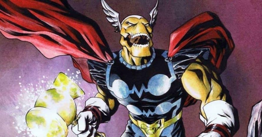 Thor: Love And Thunder Taika Waititi Beta Ray Bill