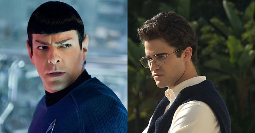 Zachary Quinto Darren Criss Superman Man of Tomorrow