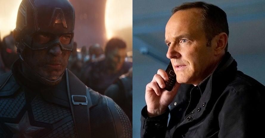 Agents of SHIELD Avengers Endgame