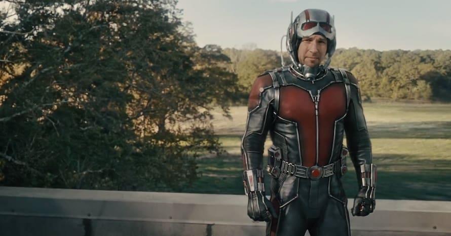 Ant-Man Peyton Reed Avengers