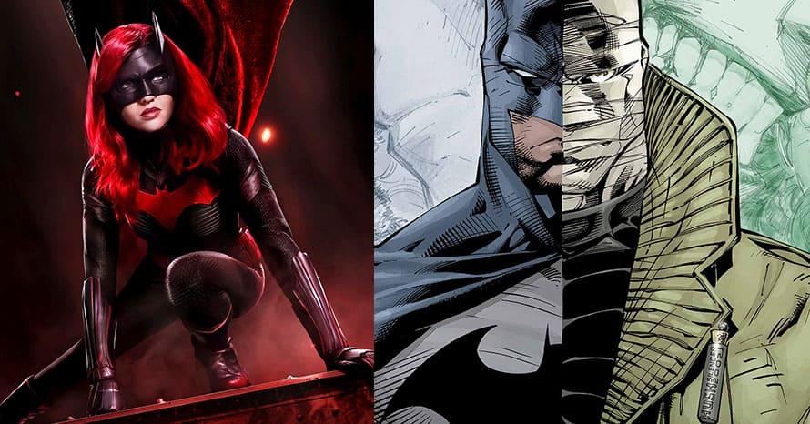 Batwoman batman hush