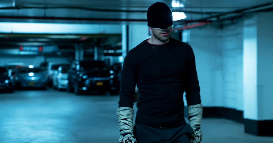 Charlie Cox Daredevil Marvel Studio Zack Snyder Justice Leagues