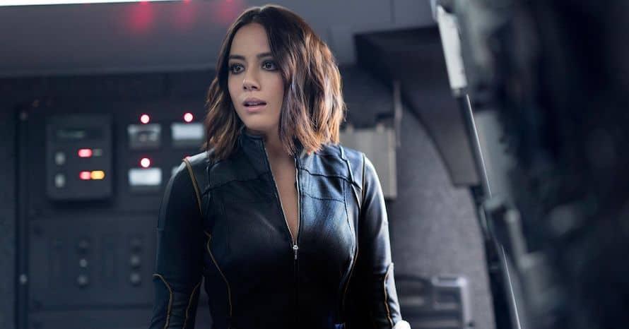 Chloe Bennet Agents of SHIELD Disney Plus Marvel Studios Secret Invasion