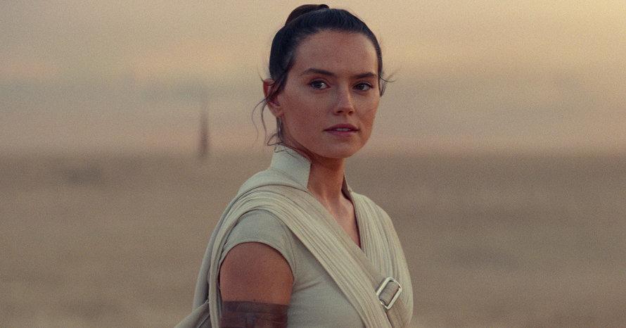 Daisy Ridley Star Wars The Rise of Skywalker A New Hope Rey Skywalker