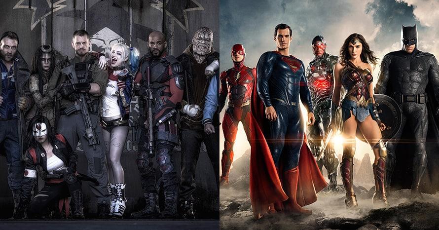 David Ayer Suicide Squad Zack Snyder Justice League