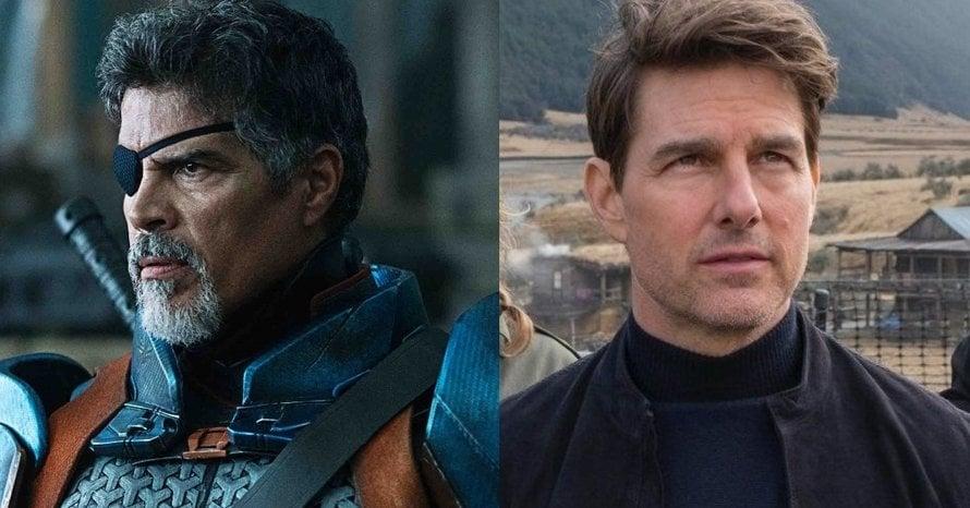 Esai Morales Titans Nicholas Hoult Mission Impossible 7 Tom Cruise
