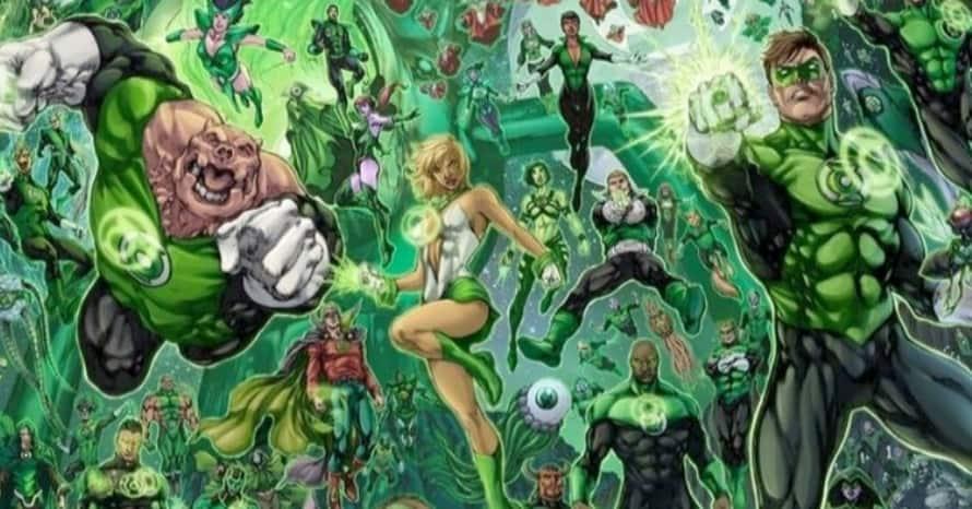 Green Lantern Greg Berlanti HBO Max