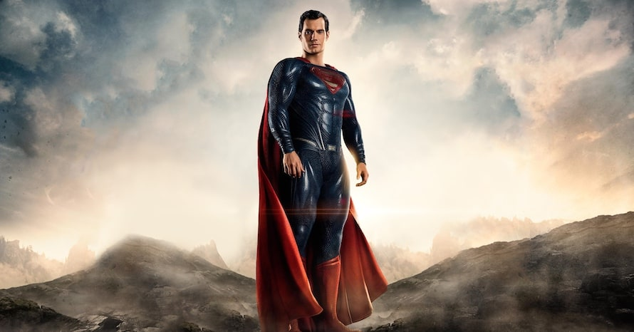 Henry Cavill Superman Zack Snyder Justice League Man of Steel