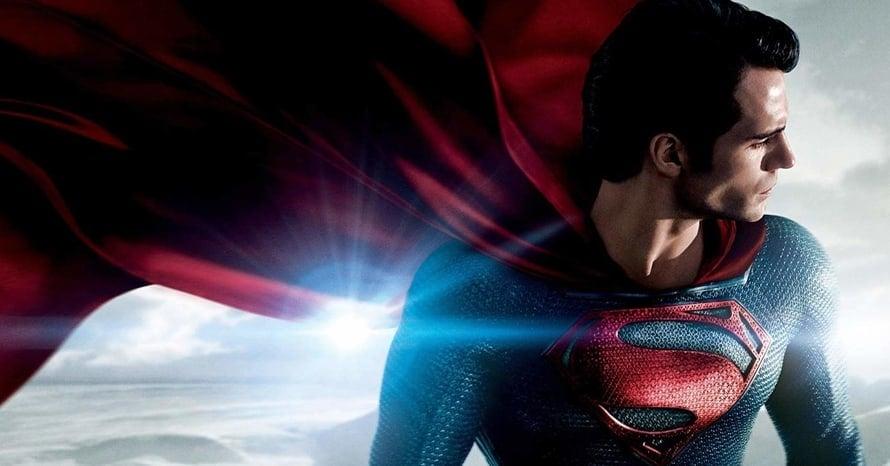 Henry Cavill Superman Man of Steel Justice League David S. Goyer JJ Abrams Warner Bros Ta-Nehisi Coates