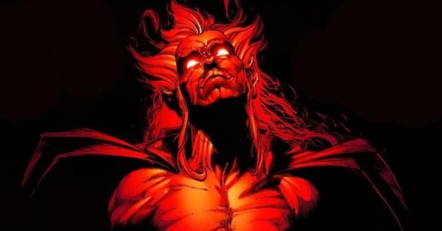 Mephisto Christian Bale Thor Love And Thunder