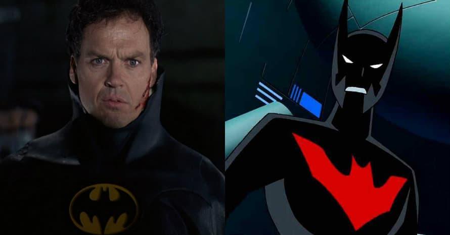 Michael Keaton Bruce Wayne Batman Beyond DC Warner Bros