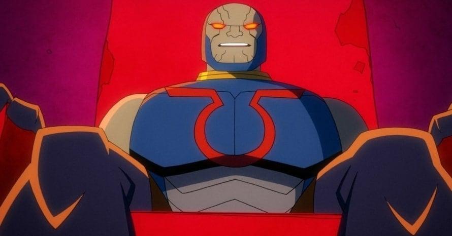 Michael Ironside Harley Quinn Darkseid DC Universe
