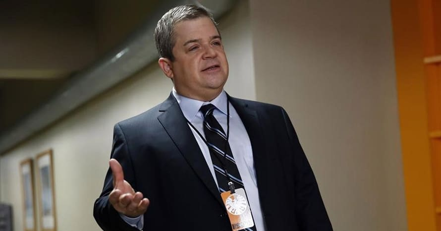 First Look At Patton Oswalt's Return In 'Agents Of S.H.I.E.L.D.' Revealed