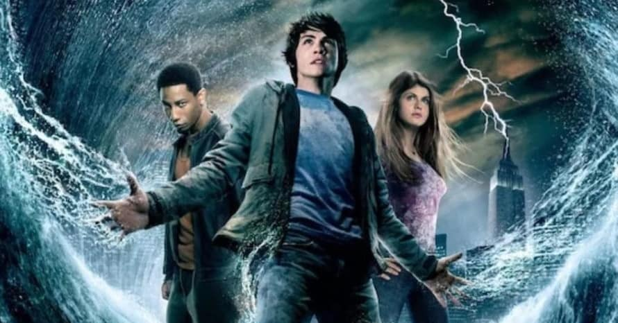 New 'Percy Jackson' Series In Development For Disney Plus